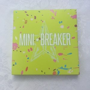 NIB Jeffree Star Mini Breaker Palette